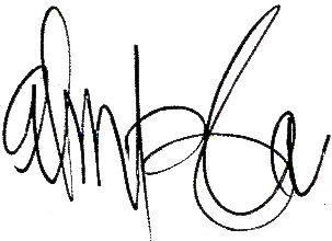 Chief Signature